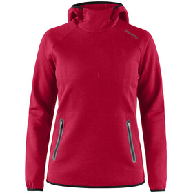 Craft Emotion Midlayer Women red